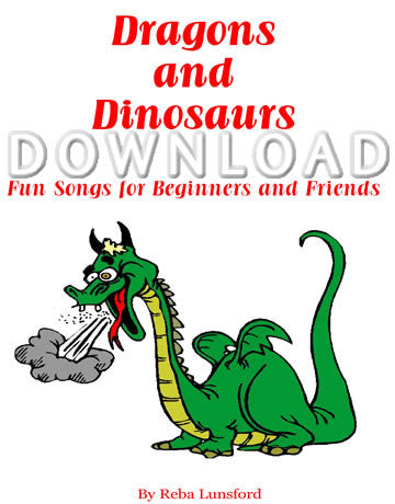 Dragons and Dinosaurs - Digital Download
