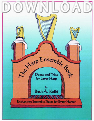 The Harp Ensemble Book - Digital Download