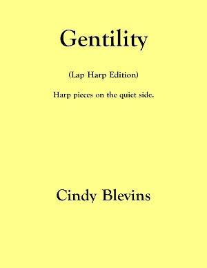 Gentility for Lap Harp