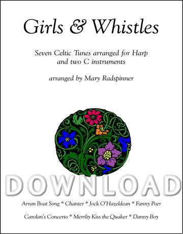 Girls and Whistles - Digital Download