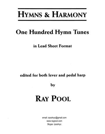 Hymns and Harmony - One Hundred Hymn Tunes - Bargain Basement Beauty!