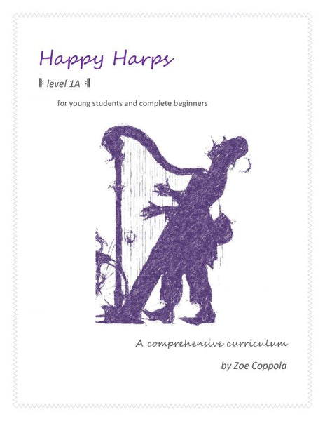 Happy Harps Level 1A - Digital Download