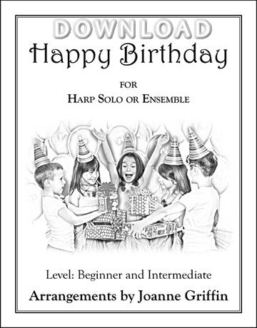 Happy Birthday - Digital Download