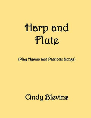 Harp and Flute (Play Hymns and Patriotic Songs) - Digital Download