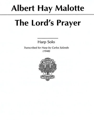 The Lord's Prayer (Malotte/Salzedo)