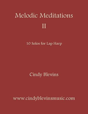Melodic Meditations for Lap Harp Vol. 2 - MP3
