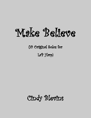 Make Believe, Lap Harp Version - Digital Download