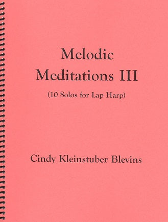 Melodic Meditations for Lap Harp Vol. 3