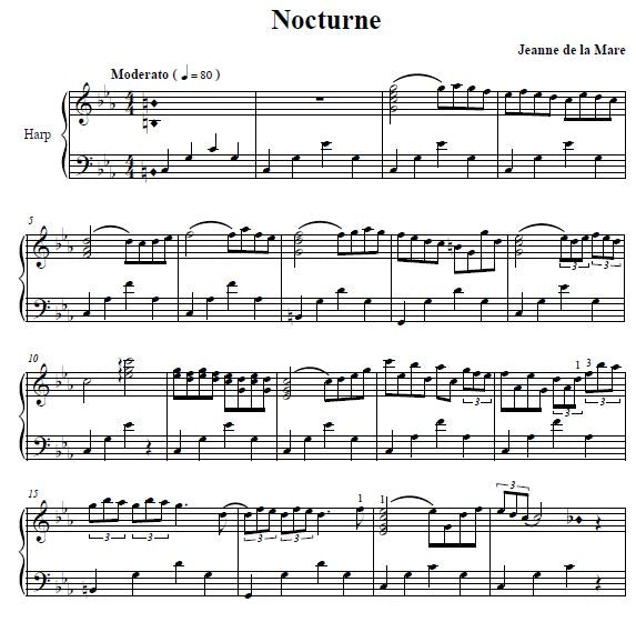 Nocturne - Digital Download