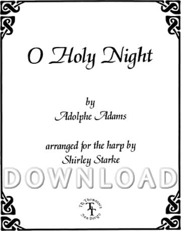 O Holy Night - Digital Download