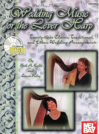 Wedding Music for the Lever Harp - Bargain Basement Beauty!