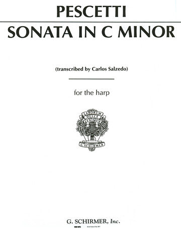 Sonata in C minor (Pescetti)