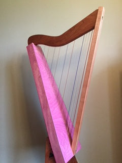 Novice 26 Harp - Cherry/Magnificent Magenta