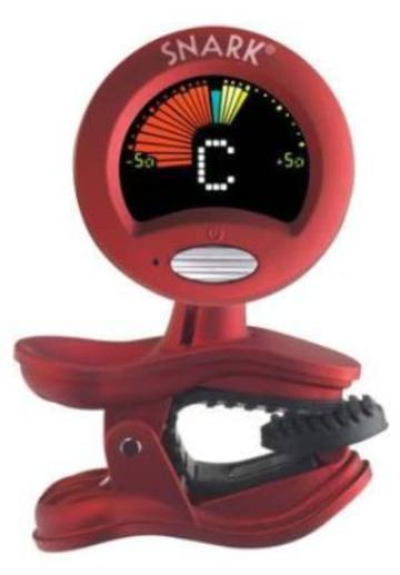 SNARK Clip-on Chromatic All-Instrument Tuner & Metronome