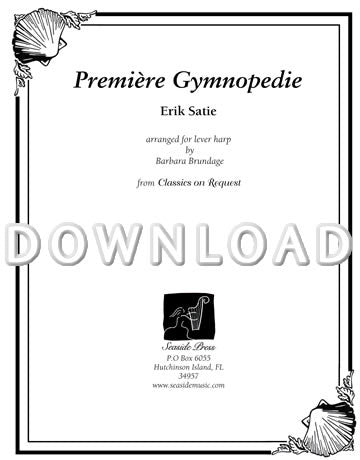 Gymnopedi No. 1 - Digital Download