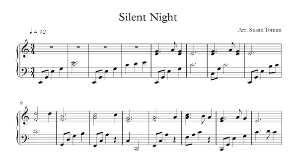 Silent Night - Digital Download