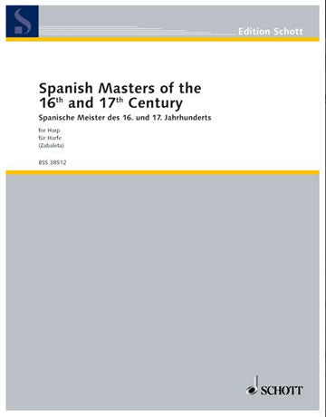 Spanish Masters of the 16th and 17th Century