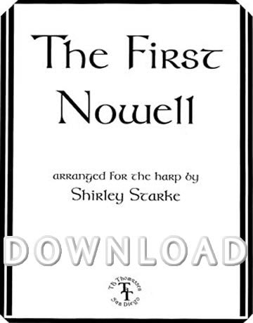 The First Nowell - Digital Download