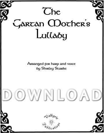 The Gartan Mother's Lullaby - Digital Download