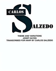 Theme and Variations - Haydn/Salzedo