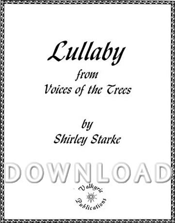 Lullaby from Voices of the Trees – Digital Download