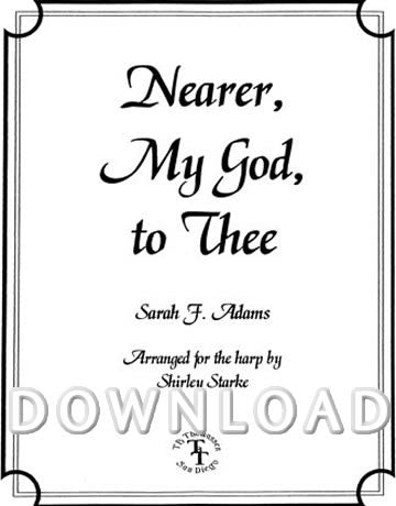 Nearer, My God, To Thee – Digital Download
