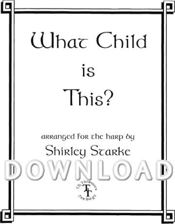 What Child Is This? - Digital Download