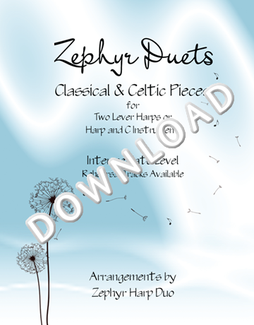 Zephyr Duets - Digital Download