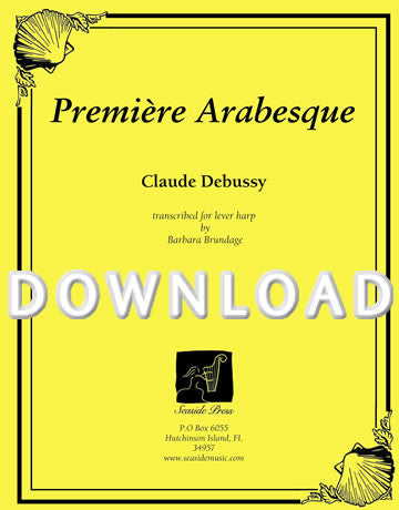 Premiere Arabesque - Digital Download