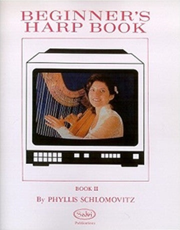 Beginner's Harp book – Book 2 _ Bargain Basement Beauty!