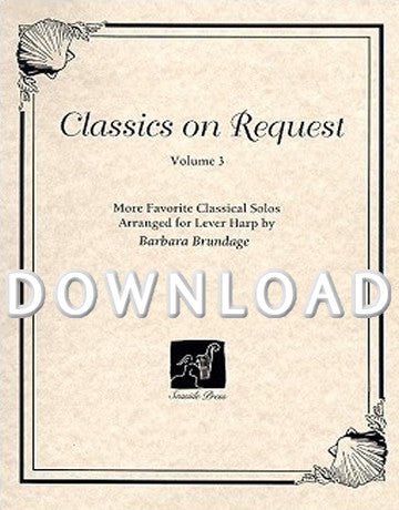 Classics on Request - Volume 3 - Digital Download