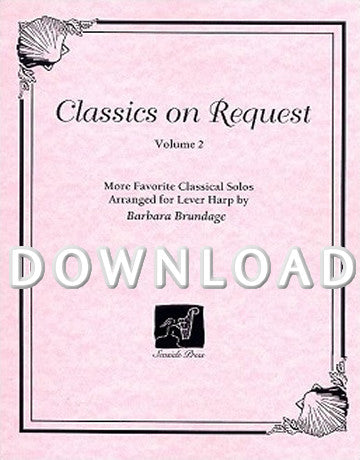 Classics on Request - Volume 2 - Digital Download