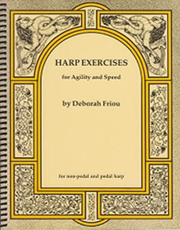 Harp Exercises for Agility & Speed