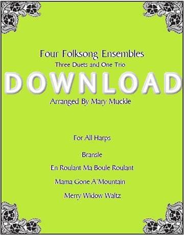 Four Ensembles - Digital Download