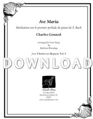 Ave Maria (Gounod) - Digital Download