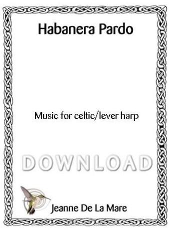 Habanera Pardo - Digital Download