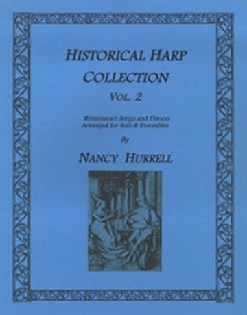 Historical Harp Collection – Volume 2