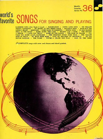 World's Favorite Songs for Singing and Playing