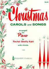 36 Christmas Carols and Songs