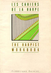 Les Cahiers de la Harpe / The Harpist Workbook - Bargain Basement Beauty!