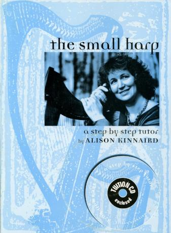 The Small Harp - A Step By Step Tutor - Bargain Basement Beauty!