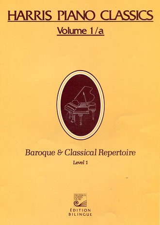 Harris Piano Classics: Baroque and Classical Repertoire