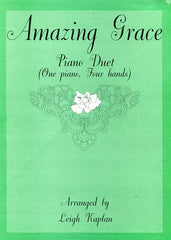 Amazing Grace Piano Duet