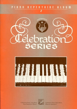 Celebration Series: Piano Repertoire Album 2