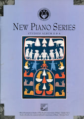 New Piano Series:  Studies Album 5 & 6