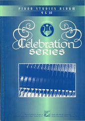 Celebration Series:  Piano Studies Album 9 & 10
