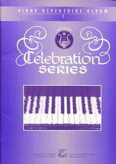 Celebration Series:  Piano Repertoire Album 7