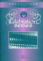 Celebration Series:  Piano Studies Album 5 & 6