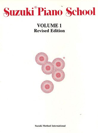 Suzuki Piano School: Volume 1 (Revised Edition)
