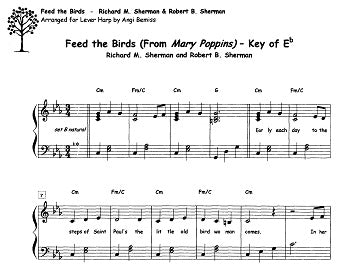 Feed the Birds - From Mary Poppins